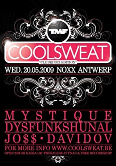 Coolsweat (flyer)