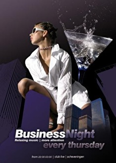 Business Night (flyer)