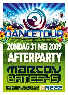Dancetour Breda Afterparty (flyer)