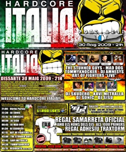 Hardcore Italia (flyer)
