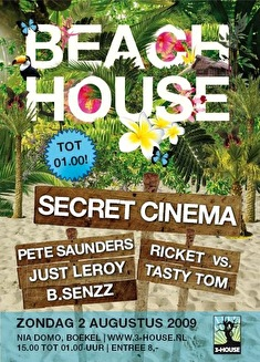 Beach House 2009 (flyer)