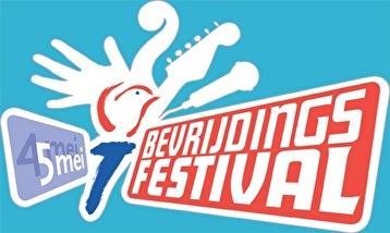 Bevrijdingsfestival Vlissingen (flyer)