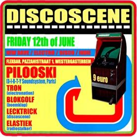 Discoscene (flyer)