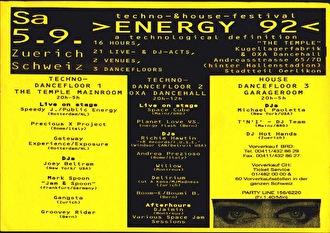 Energy 92 (flyer)