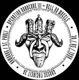 Operation Nordcore III (flyer)