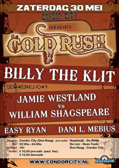 Gold Rush (flyer)