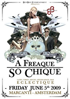 A freaque so chique (flyer)