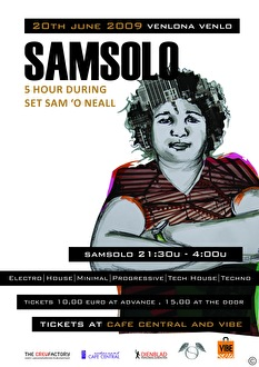 Samsolo (flyer)
