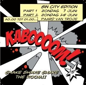 Kaboooom! (flyer)