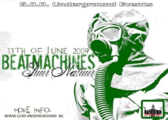 Beatmachines (flyer)