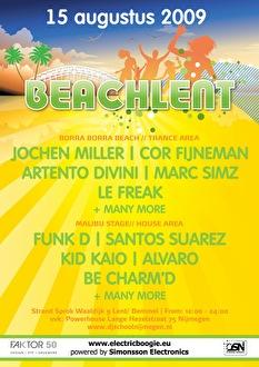 Beachlent (flyer)