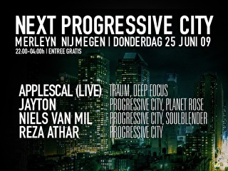 Progressive City (flyer)