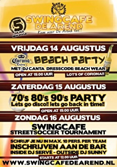 Beachparty (flyer)