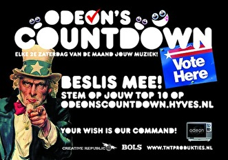 Odeon's Countdown (flyer)