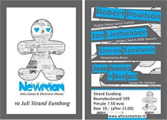 Newman (flyer)