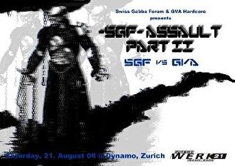 Sfg Assault (flyer)