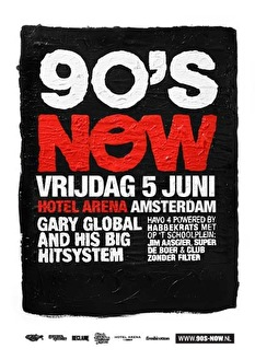 90's now (flyer)