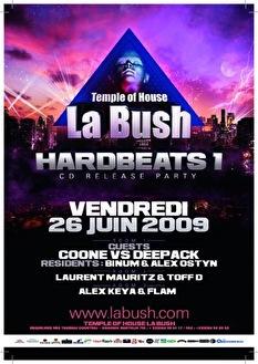 Hardbeats 1 (flyer)