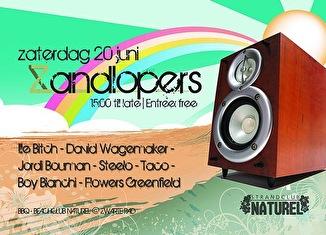 Zandlopers (flyer)