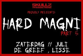 Hard magni (flyer)