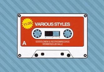 Various Styles (flyer)