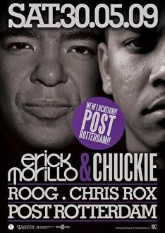 Erick Morillo & Chuckie (flyer)