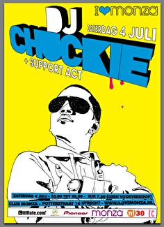 Chuckie (flyer)