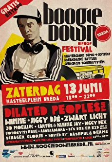 Boogiedown Breda (flyer)