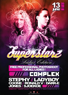 Superstarz (flyer)