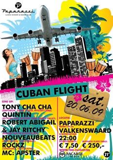 Cuban Flight (flyer)
