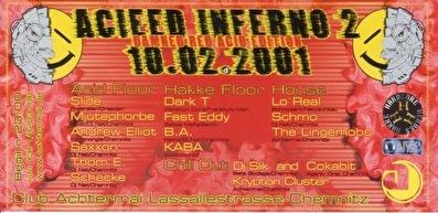 Acieed Inferno 2 (flyer)