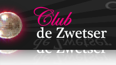Club Zwetser (flyer)