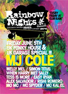 Rainbownights (flyer)