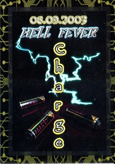 Hell Fever (flyer)