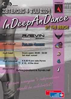 InDeepAnDance 2009 (flyer)
