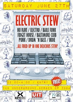 Electric Stew (flyer)