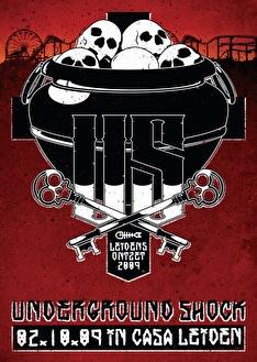 Underground Shock (flyer)