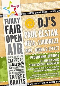 Funky Fair open air (flyer)