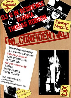 NL Confidental (flyer)