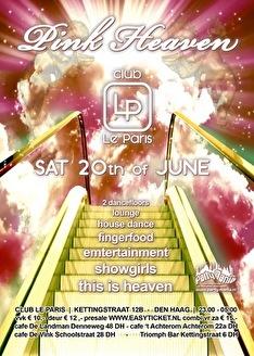 Pink Heaven (flyer)