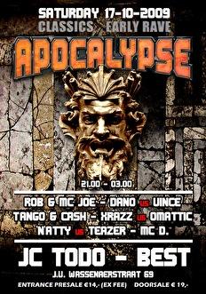 Apocalypse (flyer)