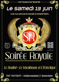 Soirée Royale (flyer)