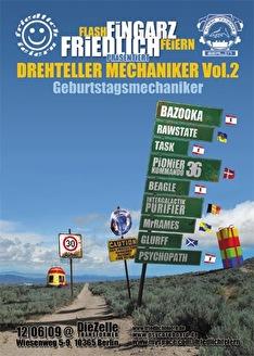 Dehteller Mechaniker vol. 2 (flyer)