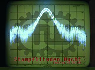 Stampflituden Nacht (flyer)