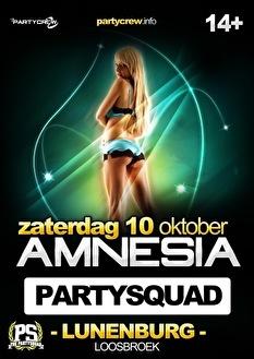Amnesia (flyer)