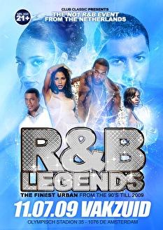 R&B Legends (flyer)