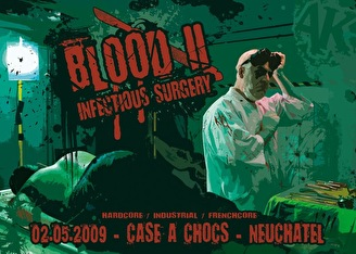 Blood II (flyer)