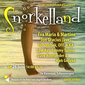 Snorkelland (flyer)