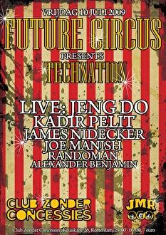 Future Circus (flyer)