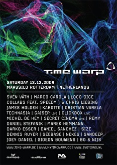 Time Warp (flyer)